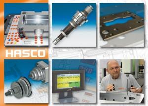 Mit zahlreichen Neuentwicklungen bietet Hasco Lösungen für anspruchsvollen Werkzeugbau. (Foto: Hasco)