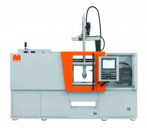 Für O-Ringe und Dichtelemente auch bei hohen Schussgewichten bis 1200 ccm: MHF700/300XL editionS von Maplan