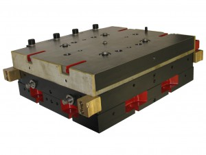 Kalt-Kanal-Technik für das 4x54-fach-Werkzeug von ORP Stampi