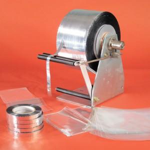 Das BCT 4390 no-static ist ein fast 100-prozentig antistatisches Tape, das seine Funktion mit einer metallisierten Oberfläche erkennen lässt.