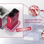Pelletron: DeDuster für staubfreies Spritzgießen