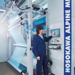 Hosokawa Alpine: Flexibilität bei 5-Schicht-Folien