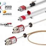 MTS Sensor Technologie: Magnetostriktive Positionssensorik