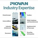 Piovan: Mit neuem Marketing-Konzept auf der K