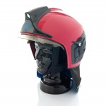 Pöppelmann: Hightech-Helm für Feuerwehrleute
