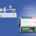 Priamus: Maschinensignale direkt erfasst