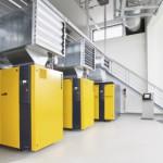 Kaeser Kompressoren: Effiziente Drucklufterzeugung