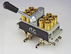 Schnellkupplungen und Multikupplungen für Hydrauliköl, Wasser, Gas und Druckluft sind Kernprodukte von RTC Couplings (Foto: RTC Couplings)