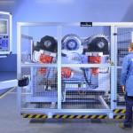 Reifenhäuser: Glättwerk mit hoher Präzision und Automatisierung