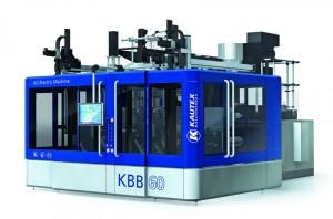 KBB-Baureihe bietet mehr Leistung bei geringerem Energieverbrauch (Foto: Kautex)
