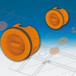 Die Temperierkanal-Kreuzung CoolCross Z99/… schafft neue Möglichkeiten für die Temperiergestaltung im Werkzeug. (Abb.: Hasco)
