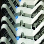 Fried ist Spezialist für das Thermoplast-Schaumspritzgießen komplexe und großer Teile, wie Sockel für medizintechnische Geräte. (Foto: Fried)