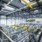 Als zentrales Ziel bei der Realisierung von Industriebauten sieht IE ein flexibles Produktions- und Gebäudelayout, das alle Optionen offen lässt. (Foto: IE)