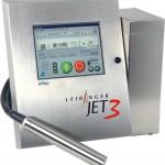 Der industrielle Ink-Jet-Drucker Jet3 ist ein effizientes Tool zur Produktkennzeichnung. (Foto: Leibinger)