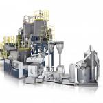 Erema: efsa-Zertifikat und SKZ-Prüfung des Energieverbrauchs für rPET-Anlage