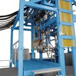 Hennecke: Flexible kontinuierliche Blockschaum-Anlage