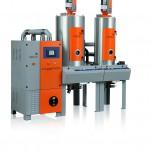 Motan-Colortronic: Automatische Temperatur- und Taupunkt-Nivellierung