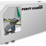 Der Purity Scanner inspiziert zu 100 % Pellets auf ihre Reinheit und sortiert kontaminierte Pellets aus. (Foto: Sikora)