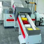 S+S: Metalldetektoren verhindern Schäden beim Recycling