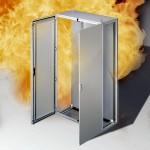 Sonderhoff: Flammgeschützte Schaltschrankdichtung