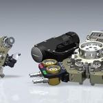 Für Roboter-Werkzeugwechselsysteme, wie dieses MPS 630, gelten hohe Sicherheitsanforderungen. (Foto: Stäubli)
