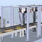 Mit Picking Powerpac werden sowohl die Programmierung als auch die Konzeptionierung von Pick&Place-Anlagen vereinfacht. (Abb.: ABB)