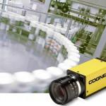 Das neue Visionsystem In-Sight Micro1500 eignet sich für durchsatzstarke Produktionslinien und lässt sich auf engem Raum integrieren. (Foto: Cognex)
