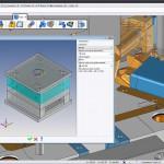 Die Kombination von Hasco-Normalienmodul und der Software Topsolid 7 erleichtert die Erstellung von 3D-Konstruktionen für Spritzgießwerkzeuge. (Abb.: Missler)