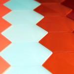 Color Wonders In Nature: Das Rot einer reifen Kirsche im Sommerregen, die Tiefe des türkisblauen Eises der Antarktis oder auch das strahlende Grün des Urwaldes hinterließen Eindruck auf der der CosmeticBusiness 2014. (Foto: Grafe)