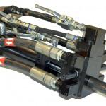 Der neue Cannon FPL SR Mischkopf zur Injektion von Hartschaum in Kühlschrank- und Gefriergeräte-Gehäuse