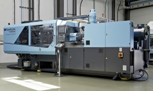Die El-Exis SP ist speziell für schnelllaufende Verpackungsanwendungen konzipiert und bietet durch ihre hybride Antriebstechnik einen guten Kompromiss aus Ausstoßrate, Energieeffizienz und Langlebigkeit. (Foto: Sumitomo (SHI) Demag)