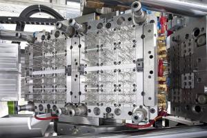 96-fach Etagenwendewerkzeug aus der Medizintechnik. (Foto: Foboha)