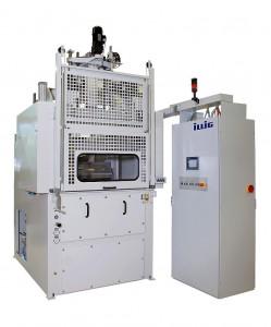 Einsteigermaschine mit leistungsfähiger Technologie: die ins Lieferprogramm erneut aufgenommene Illig UA 100Ed. (Foto: Illig)