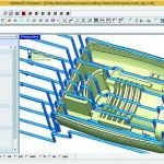 Simpatec: Konturnahe Kühlkanäle automatisch erstellen