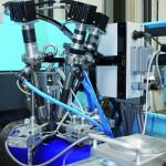 Sumitomo (SHI) Demag: Flüssigfarb-Dosiersystem für schnellen Farbwechsel