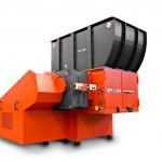 Weima: Flexibler Kunststoff-Shredder für große Teile