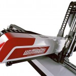 Servo-Roboter W843 pro aus der neuen Serie W8 pro. (Foto: Wittmann)