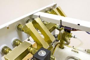 Die neuen Ultraschall-Doppel-Durchflussmessung läuft ist jetzt bis zu Temperaturen von 180 °C einsetzbar. (Foto: Wittmann)