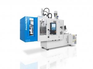 Die neue CX von KraussMaffei überzeugt durch eine hohe Produktivität und innovative Detaillösungen im Hinblick auf Energieeffizienz, Automatisierung, platzsparende Bauweise sowie Null-Fehler-Produktion (Foto: Krauss Maffei)