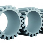 Der Polyketon-Werkstoff Tecacomp TRM ermöglicht die Konstruktion von technischen Bauteilen, die gleichzeitig hohen mechanischen, tribologischen und chemischen Anforderungen genügen müssen. (Foto: Ensinger)