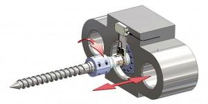 Die kabellosen Kompressionslastdosen lassen sich nahe am Prozess einsetzen. (Abb.: Gefran)