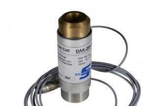 Im Servicefall lassen sich mit dem Dakin 200/3000 die Düsenanlagekraft und der Schmelzedruck zuverlässig und wiederholgenau messen. (Foto: Gefran)