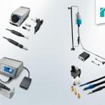 Meusburger: Geräte für die Oberflächentechnik