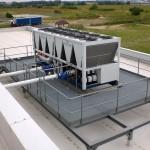 Freikühler sind derzeit die effizienteste Art der Klimatisierung von Industrieprozessen. (Foto: Rehsler)