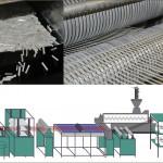 Mit der Solido-Anlagentechnik entstehen durch Pultrusion hochwertige LFT-Granulate mit vielfältiger Polymermatrix und unterschiedlichster Faserverstärkung. (Abb.: ProTec)