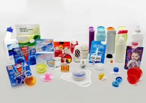 Viele Produkte aus dem Menshen-Portfolio werden auf Krauss Maffei-Maschinen produziert. (Foto: Krauss Maffei)
