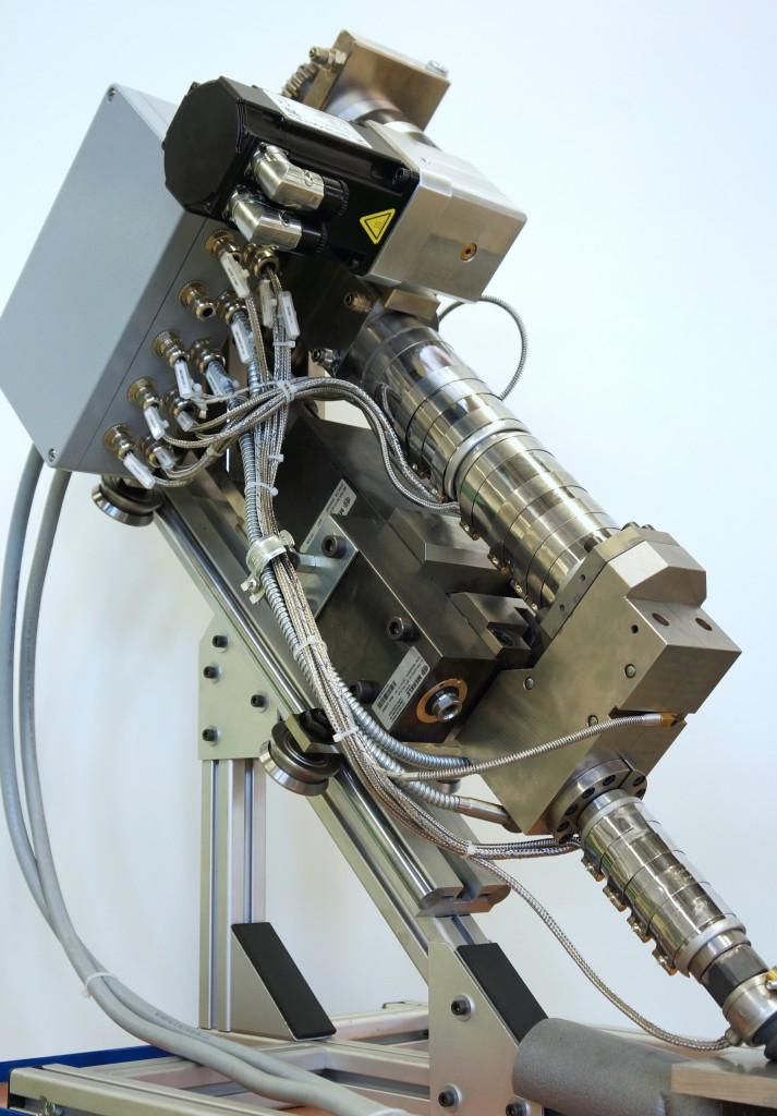 Abb.2 MMS-Spritzaggregat