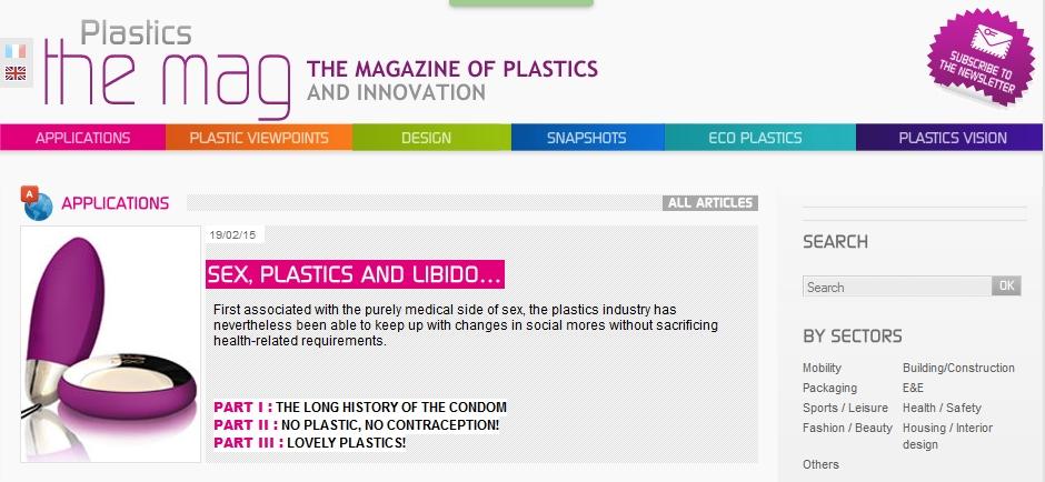 PlasticsTheMag