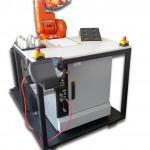 ABB: Komplette Roboterzelle für Schulung, Test und Training