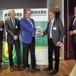Arburg: Energieeffizienz-Award 2015 für ARaymond